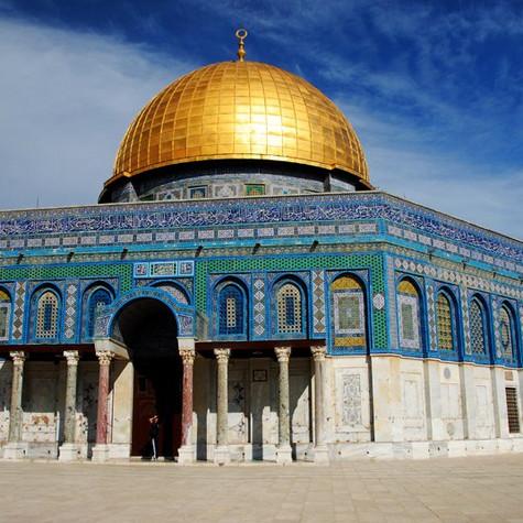 Zum ersten Mal in Israel?