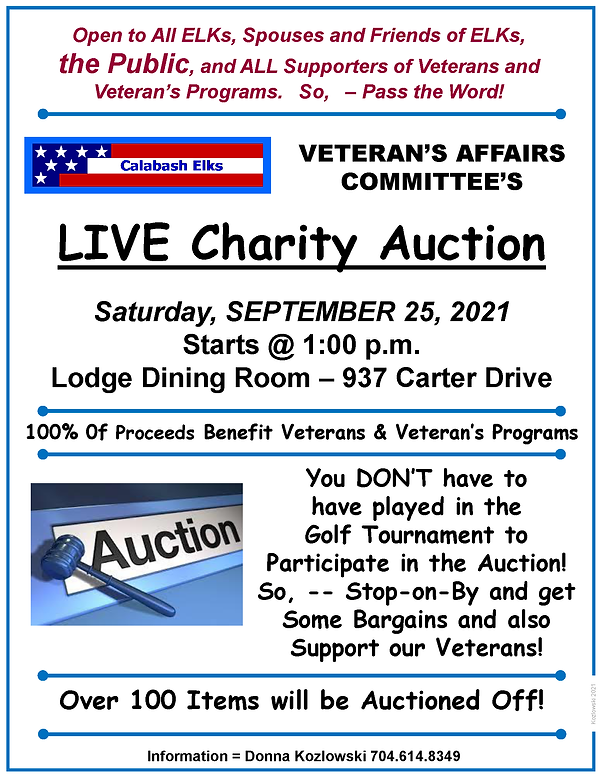 Flyer - Charity Auction Part for Mini Golf-a-Rama 2021 v2 06-06-21.png