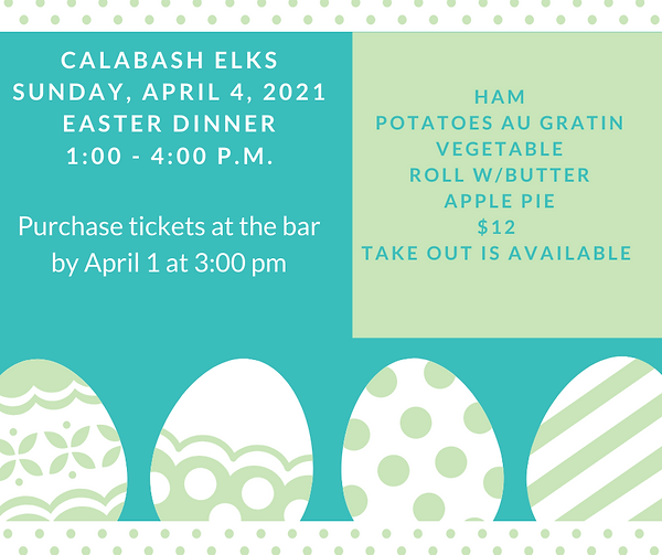 Turquoise Egg Easter Sale Facebook Post.