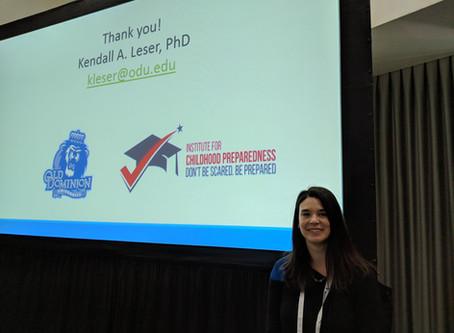 Presentation at the American Public Health Association 2018 Annual Meeting & Expo