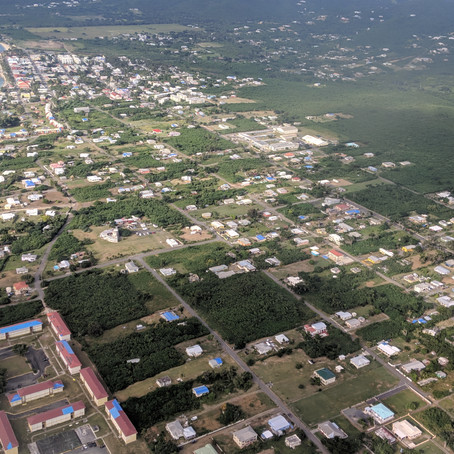 Supporting Disaster Recovery in the Caribbean