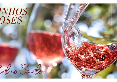 Vinho Rosé, o vinho do verão