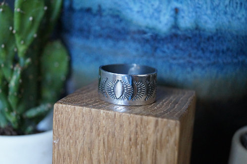 Stamped Band