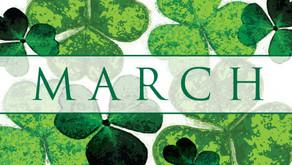 CJOS March 2021 Newsletter