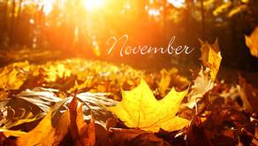 CJOS November 2020 Newsletter