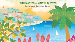 2020 Philadelphia Flower Show (Riviera Holiday)