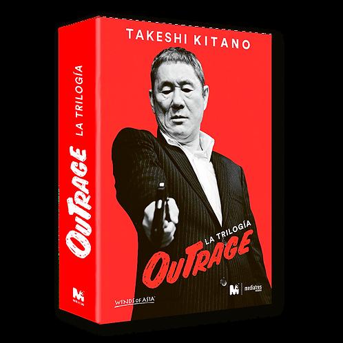 Outrage: La trilogía (Blu-ray)