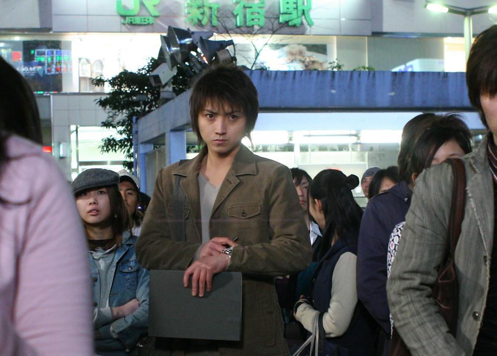 Light Yagami en 'Death Note' (2006)