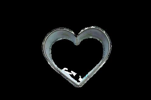 2.5-inch Heart Cookie Cutter