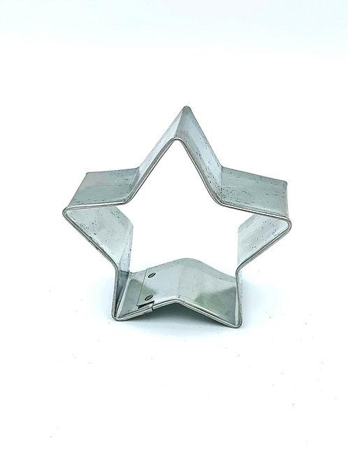 2.5-inch Star Cookie Cutter