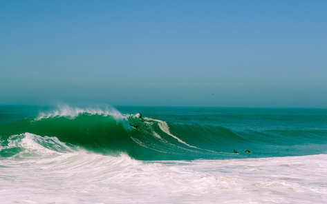 CA: Waves and Sun