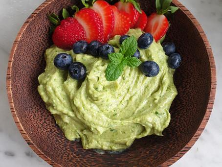 Vårens gröna Smoothie bowl