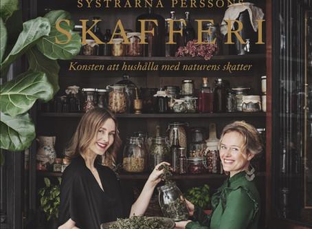 Systrarna Perssons skafferi, Ny bok!