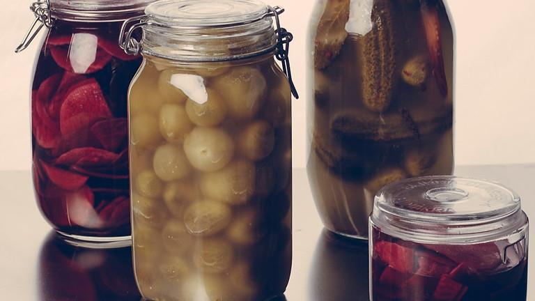 Syrning och Pickling