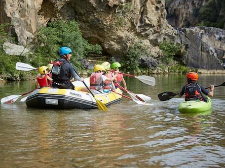 RAFTING, KAYAK sul fiume Fiora