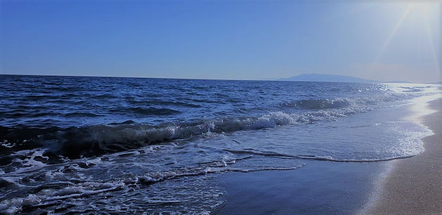 Spiaggia il casalaccio , Pescia Romana