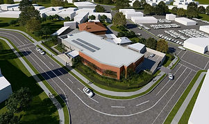 Commercial Painting Newcastle - Cessnock Police Station.jpg