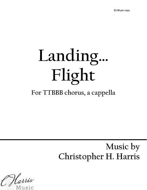 Landing...Flight