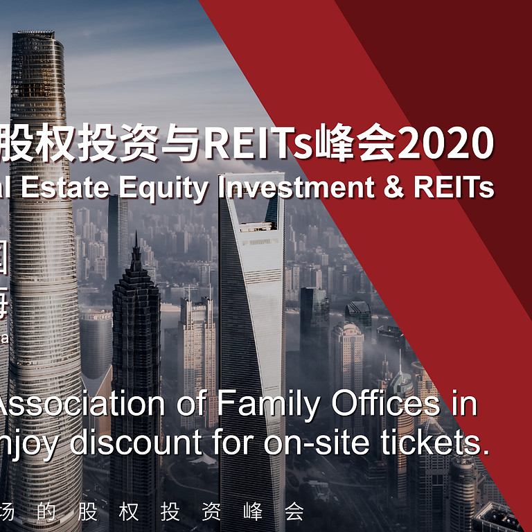 4th Annual Real Estate Equity Investment and REITs - 2020