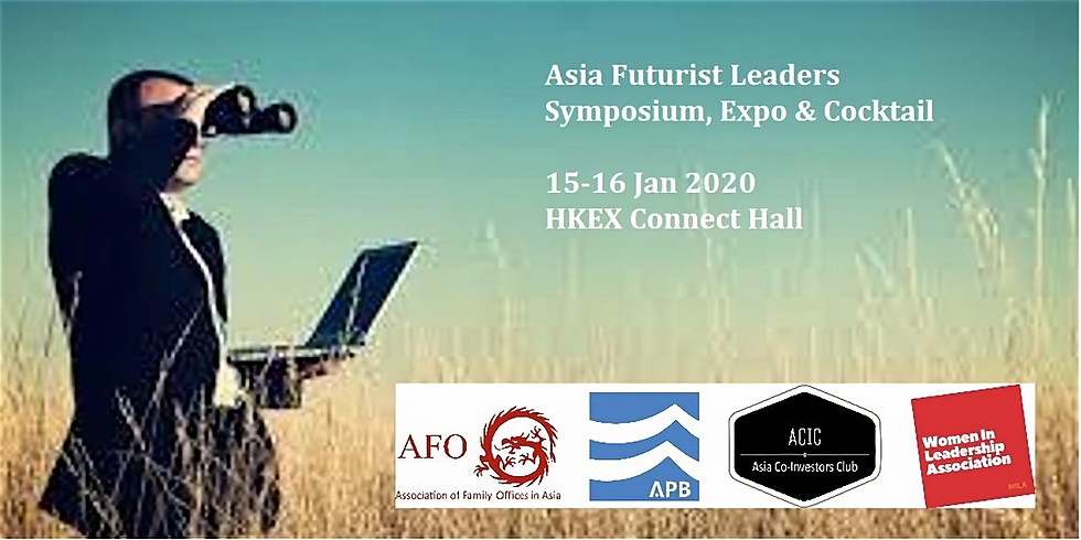 Asia Futurist Leaders Symposium, Expo & Cocktail