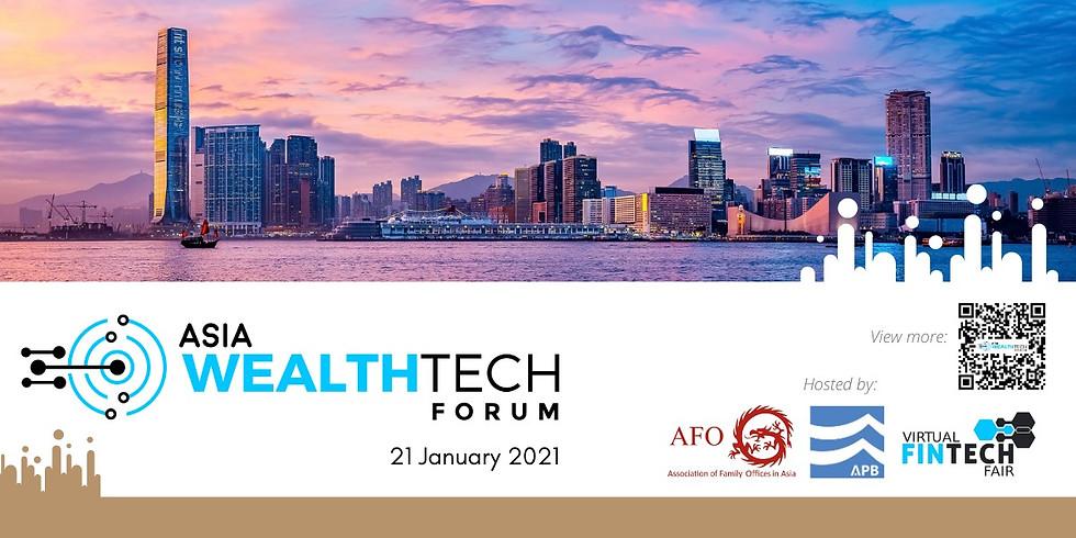 2021 Asia WealthTech Forum