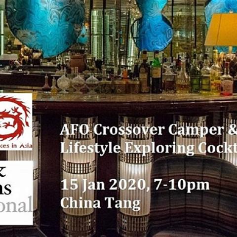 AFO Crossover Camper & Nicholsons