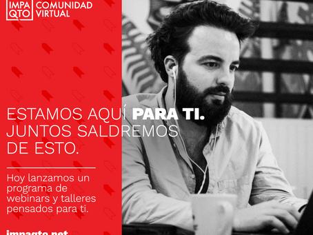 WEBINARS DE IMPAQTO ECUADOR