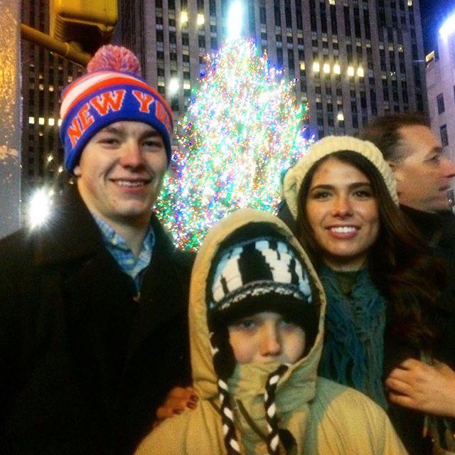 Rockefeller Center: Christmas 2015