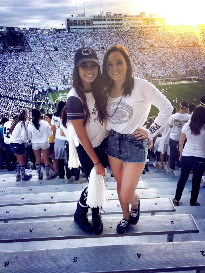 Penn State Football Game