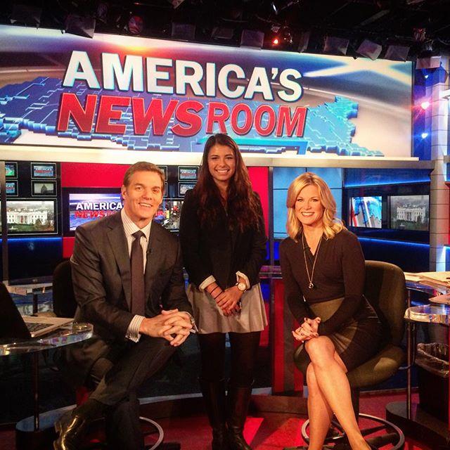 FOX News Channel in NYC: Intern