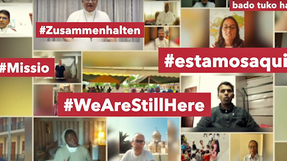 Remember #WeAreStillHere!