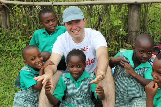 Learning life lessons in Uganda