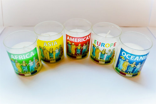 Missionary Children Candles