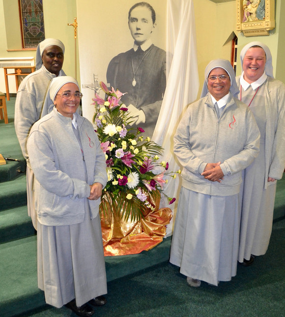Sisters celebrate 125th anniversary