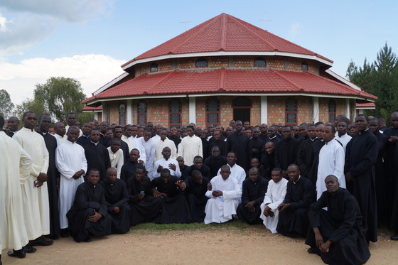 Show of support for seminarians