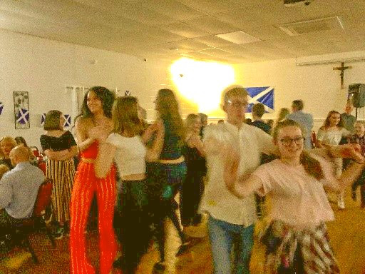 A Ceilidh for Zambian children!