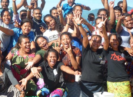 Fomenting the Faith in Fiji