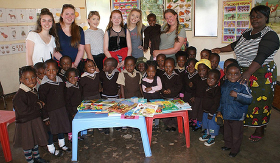 Missionaries enjoy Zambian experience
