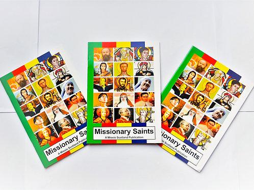Missionary Saints Book