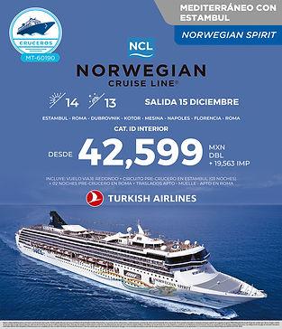 cruceros norwegian