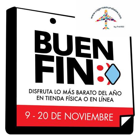 El #BuenFin2020 esta en Viajeros