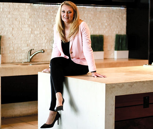 Julia the founder of Innovative Nutrition