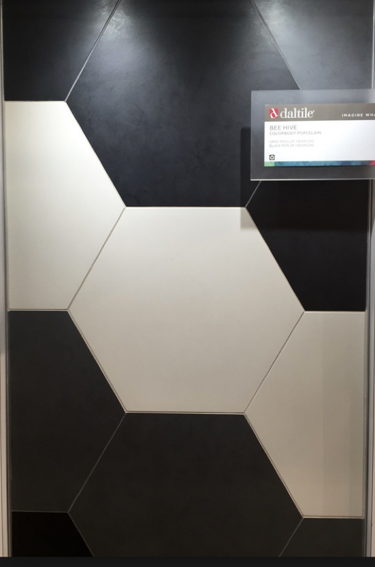 Bold, New and Fearless Tile Trends for 2017