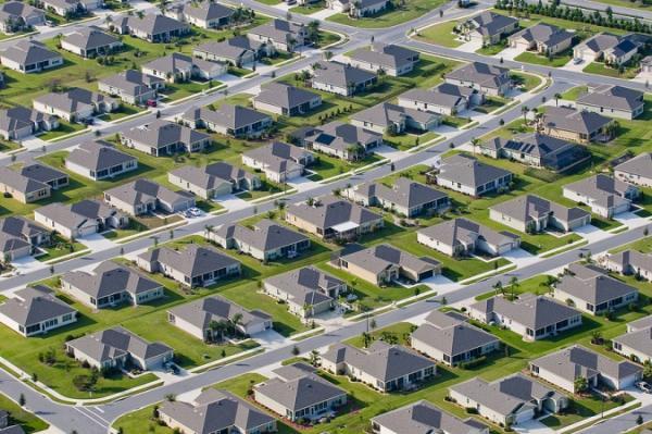 No Two Houses the Same