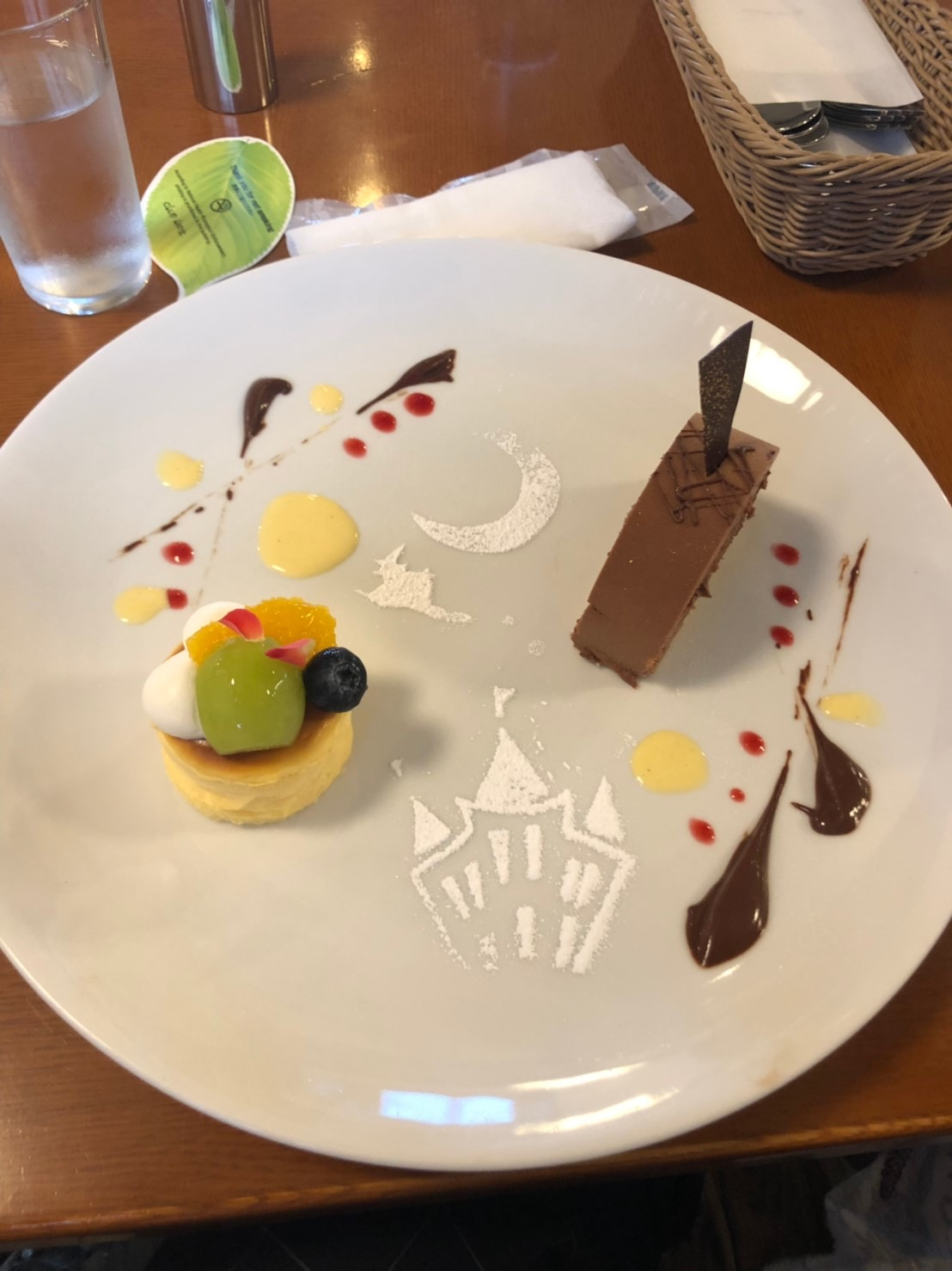 彦根グラブハリエのカフェ
