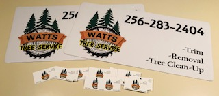 Vehicle Magnets and Business Cards