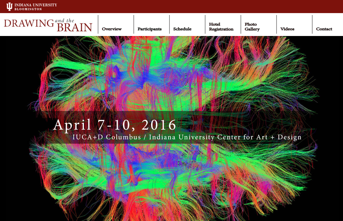 Drawing and the Brain Symposium
