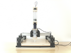 Clay 3D Printer Ver. 2