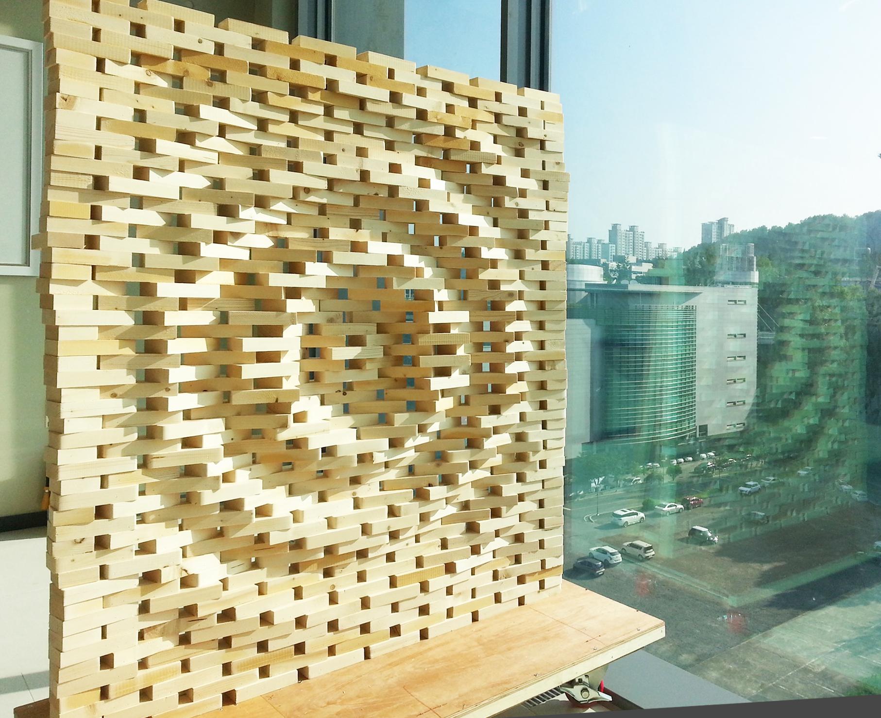 Robotic Wall Design 2