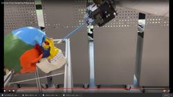 Corona Sampling Robot Arm